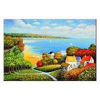 Tranh Canvas Thế Giới Tranh Đẹp Scenery-121