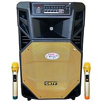 Loa kẹo kéo karaoke bluetooth di động KTV SS1-18 -...