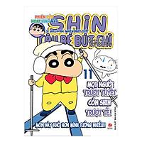 Shin Cậu Bé Bút Chì - Phiên Bản Hoạt Hình Màu - Tập 11
