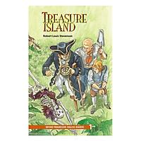 Oxford Progressive English Readers New Edition 1: Treasure Island