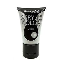 Tuýp Màu Acrylic Pentel WA2-T26 - Gray