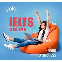 YOLA_Voucher khóa học IELTS Online