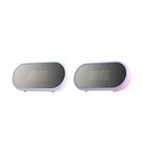 Loa Bluetooth kiêm đồng hồ báo thức WK SP290 - Hàng chính hãng
