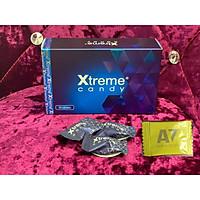 Hộp 30 Viên Kẹo Sâm Xtreme Mỹ Tăng Cường Sinh Lý Nam Tặng Kèm 1 viên Kẹo A7