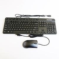 Bộ bàn phím chuột có dây T260 Newmen  - Hàng chính hãng
