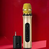 Micro Bluetooth Karaoke Phát Nhạc Qua Thẻ Nhớ, USB, Bluetooth - Hàng Chính Hãng PKCB321
