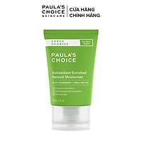 Kem dưỡng ẩm nguồn gốc thiên nhiên chống oxi hóa Paula's Choice Earth Sourced Antioxidant Enriched Natural Moisturizer 60ml 8520