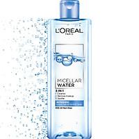 Bộ Dưỡng Da Sạch Sâu Căng Mướt L'Oréal Paris White Perfect