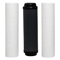 Bộ Lõi Lọc Cấp 1,2,3 Máy Lọc Nước RO Aquafilter      - Hàng chính hãng