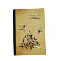 Sổ bìa cứng Pour un voyage lastique