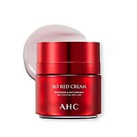 AHC 365 Red Cream (50ml/ hộp) Kem dưỡng da chống lão hóa