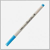 Bút lông đầu cọ viết calligraphy Artline Supreme Brush EPFS-F - Màu xanh dương sáng (Bright Blue)