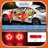 Đèn led cảnh báo mở cửa ô tô - An toàn khi mở cửa xe