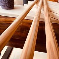 Cây gỗ thông tròn đường kính 2
