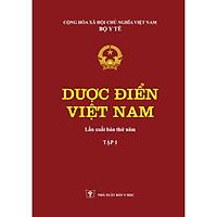Dược Điển Việt Nam (Cuốn 1+2)