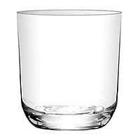 Bộ Ly 6 cái Union Glass 328 Ly lùn trắng 225ml  không ngã màu,  sản xuất Thái Lan