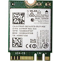 Card Intel Wireless Bluetooth NGW M2 - Hàng nhập khẩu