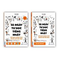 Bộ sách dành cho người mới bắt đầu học tiếng Nhật KZ : 28 ngày tự học tiếng Nhật và Ghi chú luyện viết – Sách bài tập
