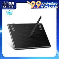 Huion H430P 4x3 inch Máy tính bảng vẽ đồ họa bút kỹ thuật số siêu nhẹ với bút cảm ứng không dùng pin Hoàn hảo cho Osu 4096 mức Độ nhạy áp suất 5080LPI Độ phân giải bút 233PPS Báo cáo