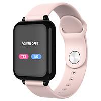 Đồng hồ thông minh cao cấp, màn hình màu đa thể, đo nhịp tim, huyết áp, theo dõi sức khỏe