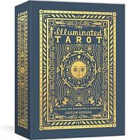 The Illuminated Tarot: 53 Cards for Divination and Gameplay (The Illuminated Art Series)