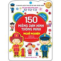 150 Miếng Dán Hình Thông Minh - Nghề Nghiệp
