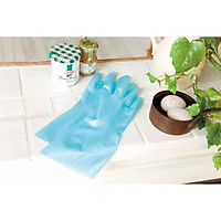 Găng tay rửa chén bát biết thở Showa Surutto Nhật Bản không lót