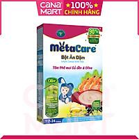 Bột ăn dặm tốt cho bé Nutricare Metacare Tôm phô mai củ dền & olive (200g)