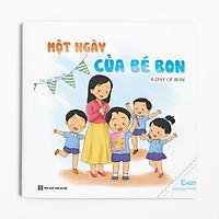 Ehon Kỹ năng: Một ngày của Bé Bon
