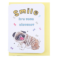 Thiệp Sinh Nhật Maisen Smile