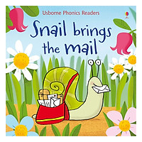 Usborne Snail brings the mail