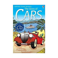 Sách - The Story of Cars by Katie Daynes - (UK Edition, paperback)