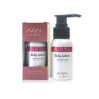 Sữa dưỡng thể AZIAL After Bite & Reppelent Body Lotion, 100% thiên nhiên, phòng chống muỗi và côn trùng cắn, chai 50ml