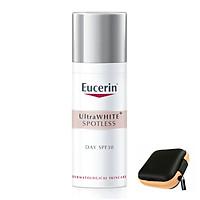 Eucerin Whitening UltraWHITE+ SPOTLESS SPF30 Day Fluid: Kem Dưỡng Trắng và Mờ Đốm Nâu Ban Ngày (50ml)