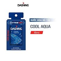 Nước Hoa Bỏ Túi Dashing Hương Cool Aqua 18ml