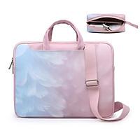 Laptop Túi Đeo Cho MacBook Pro 16 Ốp Lưng A2141 Funda Macbook Air 13 2020 A2179 Mac Pro 13 A2289 M1 tay Cầm Tay Nữ