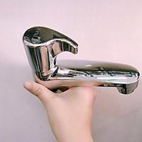 Vòi chậu rửa tay Lavabo nước lạnh lõi đồng