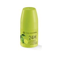 Lăn Khử Mùi Hương Chanh Yves Rocher 24H Anti Perspirant Lime From Mexico 50ml