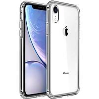 Ốp Lưng Dẻo TPU Trong Suốt Dành Cho Iphone X / XS/ XS Max / XR / 7 8 Plus. Hàng Chính Hãng Helios