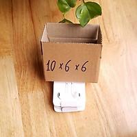 100 hộp carton / hộp giấy size: 10x6x6 (cm)
