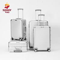 Vali kéo du lịch thời trang khung nhôm SUNNY RIO821 (2 size 5 màu)