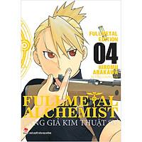 Fullmetal Alchemist - Cang Giả Kim Thuật Sư - Fullmetal Edition Tập 4