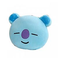 Gấu bông bts Gối ôm Koya mềm mại thú bông dễ thương tặng ảnh thiết kế vcone