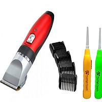 Tông đơ cạo râu, cắt tóc BX-866 tặng kèm 2 dụng cụ lấy ráy tai có đèn