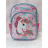 Balô cho bé size lớp 1 Unicorn (076UG04)