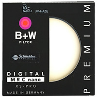 B + W Polarizer uv Mirror Filter 82mm UV Mirror MRC NANO KSM XSP CPL Kjeldahl Extra-thin Film Polarizer