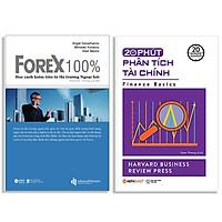 Combo Sách : Forex 100% – Học Cách Kiếm Tiền Trên Thị Trường Ngoại Hối + 20 Phút Phân Tích Tài Chính