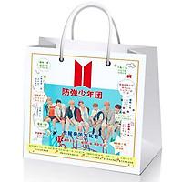 Túi quà BTS Answer 13 món thiết kế độc đáo