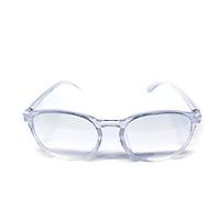 Mắt kính thời trang chống bụi gọng nhựa tròn K016 unisex nam nữ style giả cận, phong cách tri thức, lịch sự
