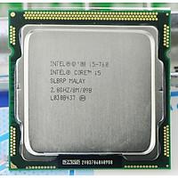 CPU Intel Core i5-660 (2.6GHz, 4M L3 Cache, Bus speed 2.5GT/s, Socket 1156)
